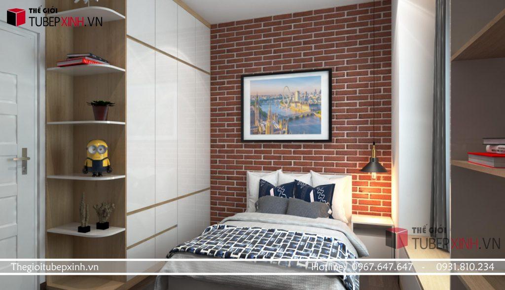 Đơn vị thiết kế thi công nội thất chung cư uy tín tại thủ đức