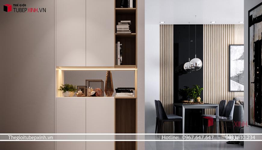 Thi công hoàn thiện nội thất chung cư