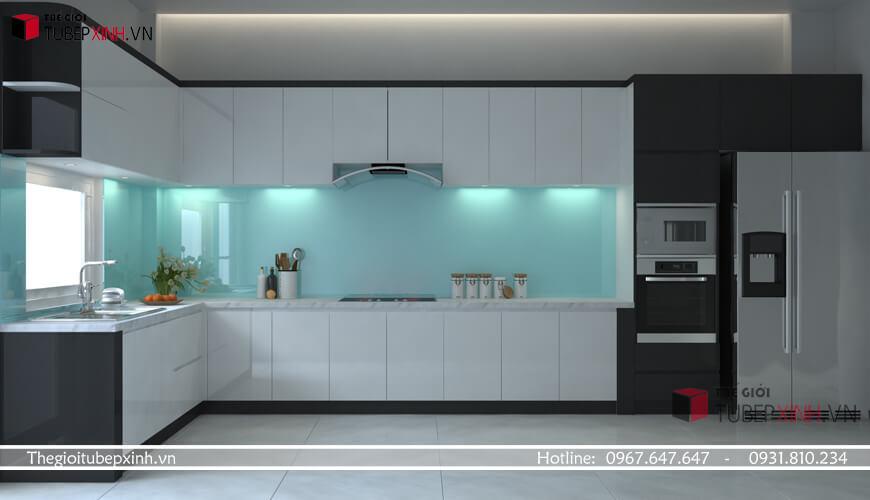 Thiết kế mẫu nhà bếp đẹp