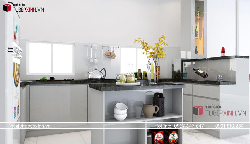 Tủ bếp chống nước