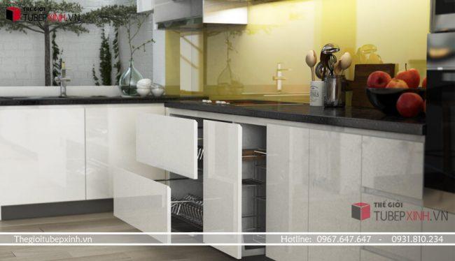 Xưởng đóng tủ bếp Quận Tân Bình