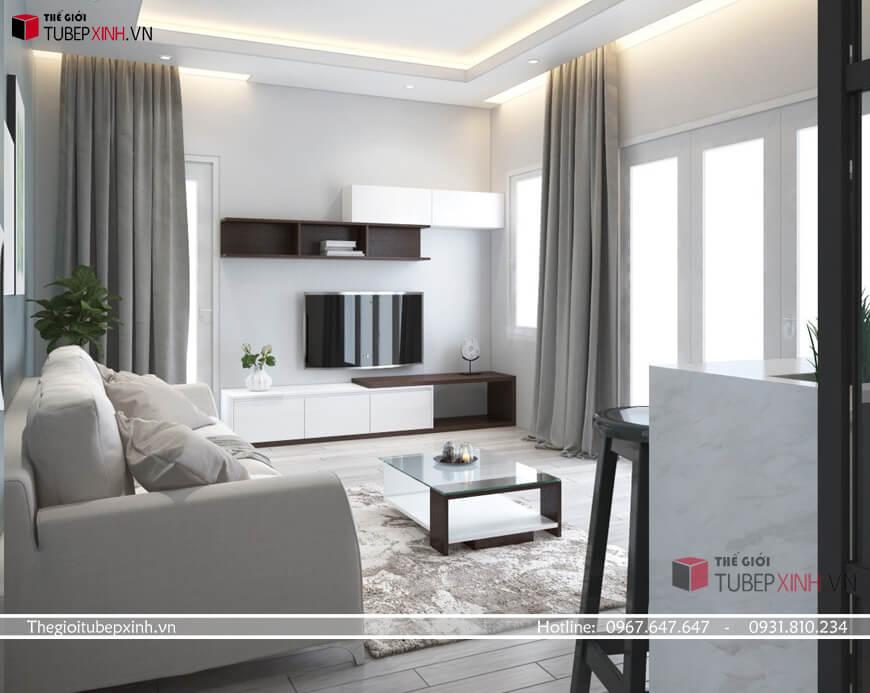 Thiết kế thi công nội thất tại Biên Hòa