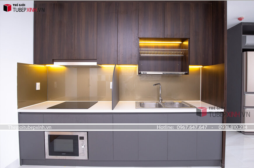 Mang đến một không gian hiện đại cho căn bếp