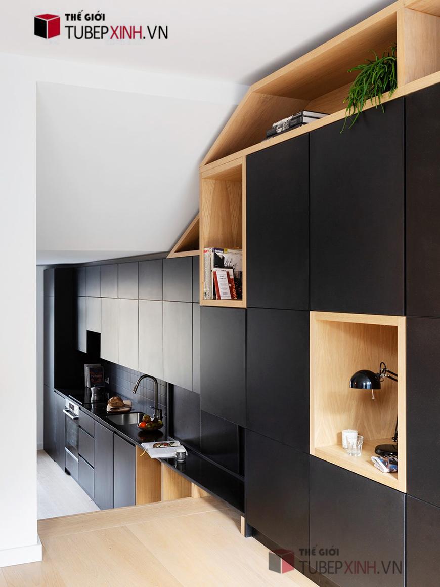 Tủ bếp tại An Giang chuyên thiết kế hiện đại