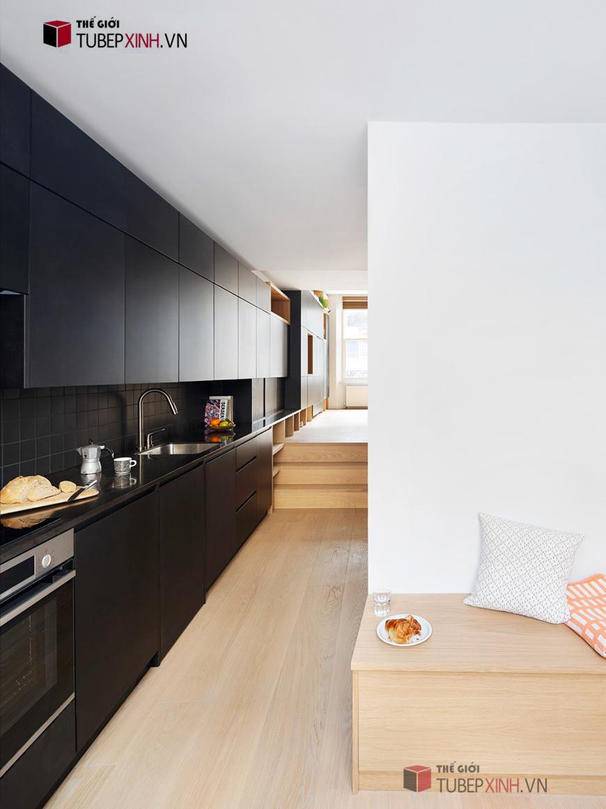 Mẫu bếp sang trọng cho các căn hộ tại An Giang