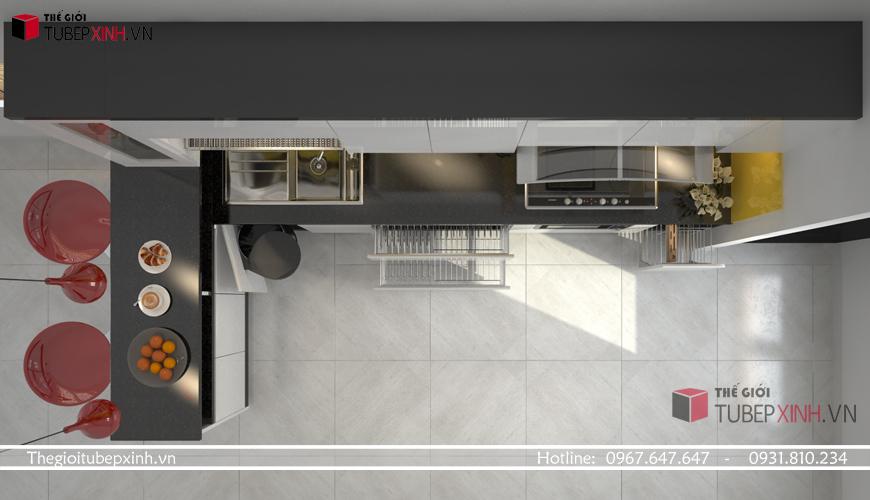 Phụ kiện inox dành cho tủ bếp